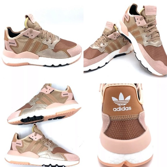 adidas rose gold boost